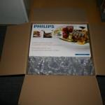 Grill: Die Verpackung