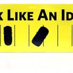 I Park Like An Idiot