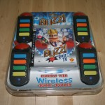 BUZZ! - Quiz TV + Wireless Buzzer