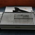 Philips HD4419/20: Danach...