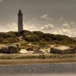 (P)HDR: Leuchtturm von Blvandshuk