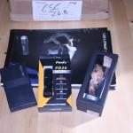 LED Lenser M1 vs Fenix PD20: Auspacken