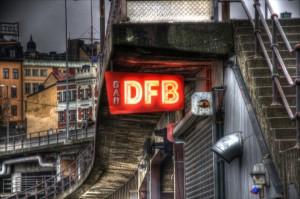 Stockholm: Bilder einer Reise III - DFB?