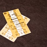Das Reisen mit der Bahn - Die Fahrkarte
