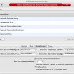 BitDefender Antivirus for Mac - Systemprüfung - Einstellungen
