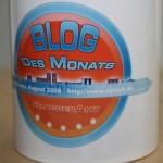 Bloggeramt.de: Blog des Monats