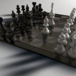 Schach (ohne GI/Photoshop)