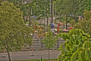 Baustelle/HDR: Canon 400D - Sigma 18-125mm 3,8-5,6 DC OS HSM