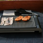 Philips HD4419/20: Grillen Teil 1