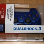 DualShock 3 - Metallic Blue (US-Version)