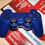 DualShock 3 - Metallic Blue (US-Version)