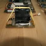 Slot 1 CPU: Gummiband