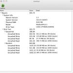 Crucial RealSSD C300 – Xbench (Januar)