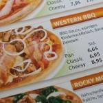 Pizza Western BBQ - Prospekt