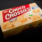Choco Crossies Limited Edition White